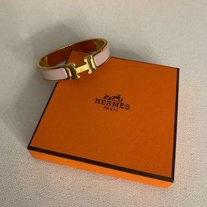 Hermès Clic Clac Bracelet PM Narrow